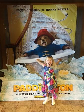 Ava's BD Party - Paddington Movie